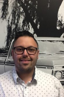 Ryan Hickok - Sales Manager