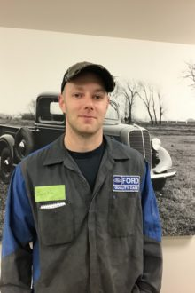 Justin Leblanc - Automotive Technician