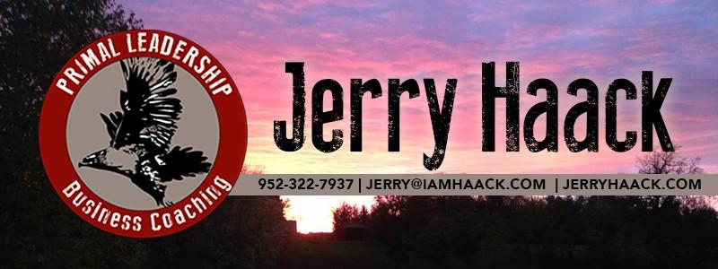 Jerry Haack Banner