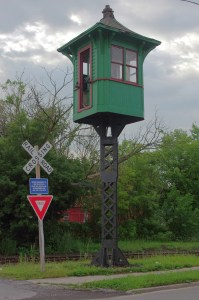 Railroad Switching Tower