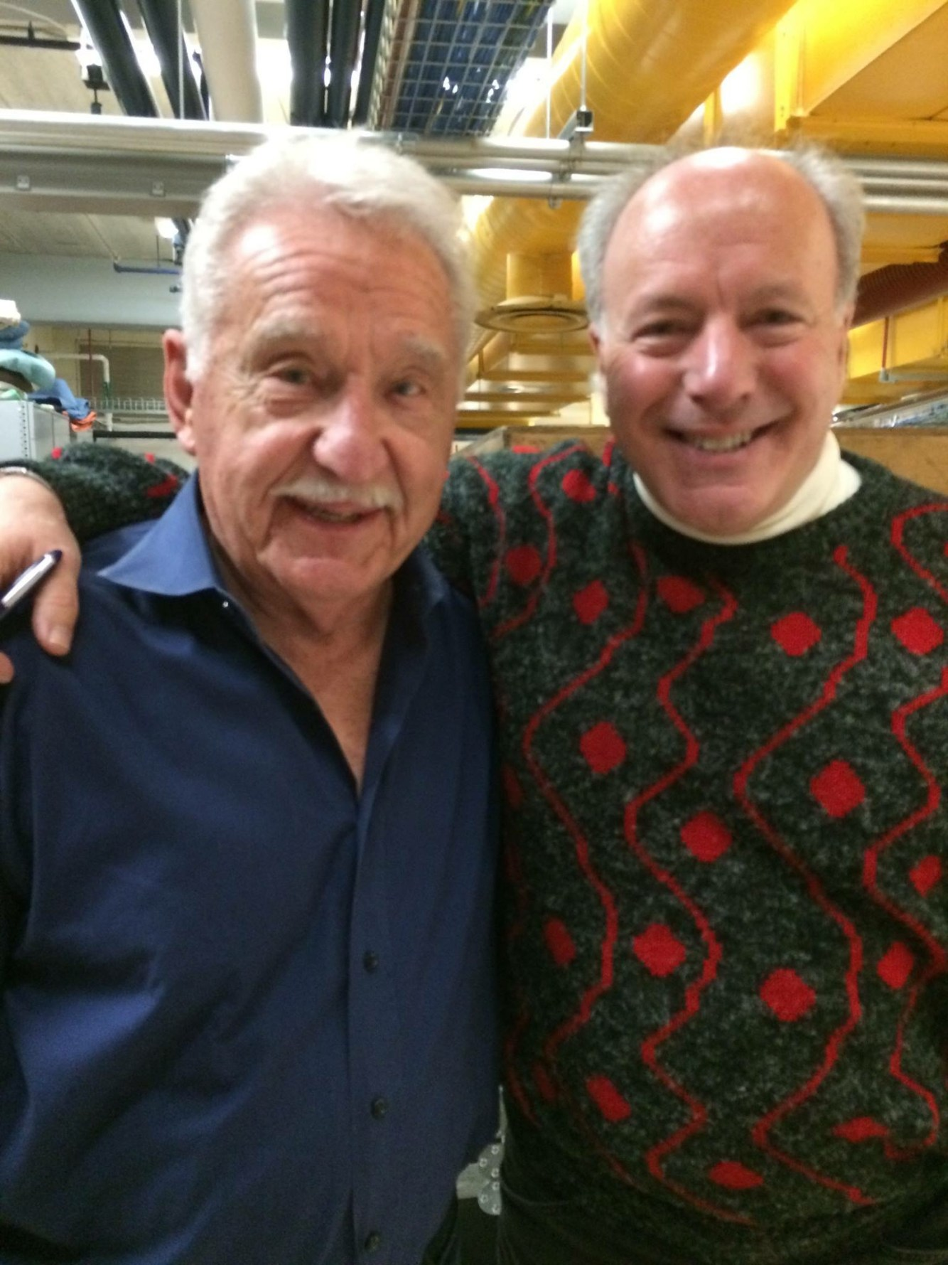 with Doc Severinson
