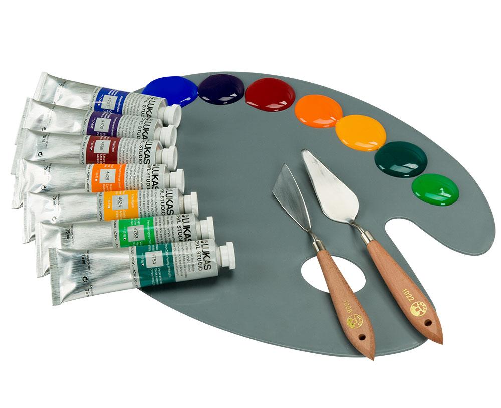 Studio Light Painting