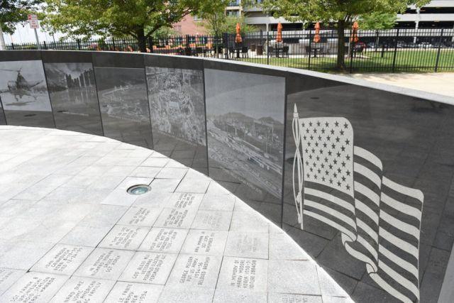 Korean War Memorial via NJ.com