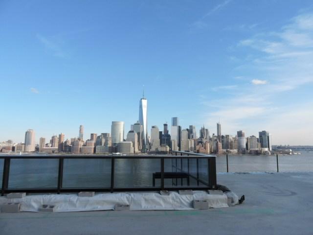 Hyatt House Jersey City View