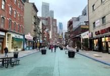 Pedestrian Plaza Jersey City