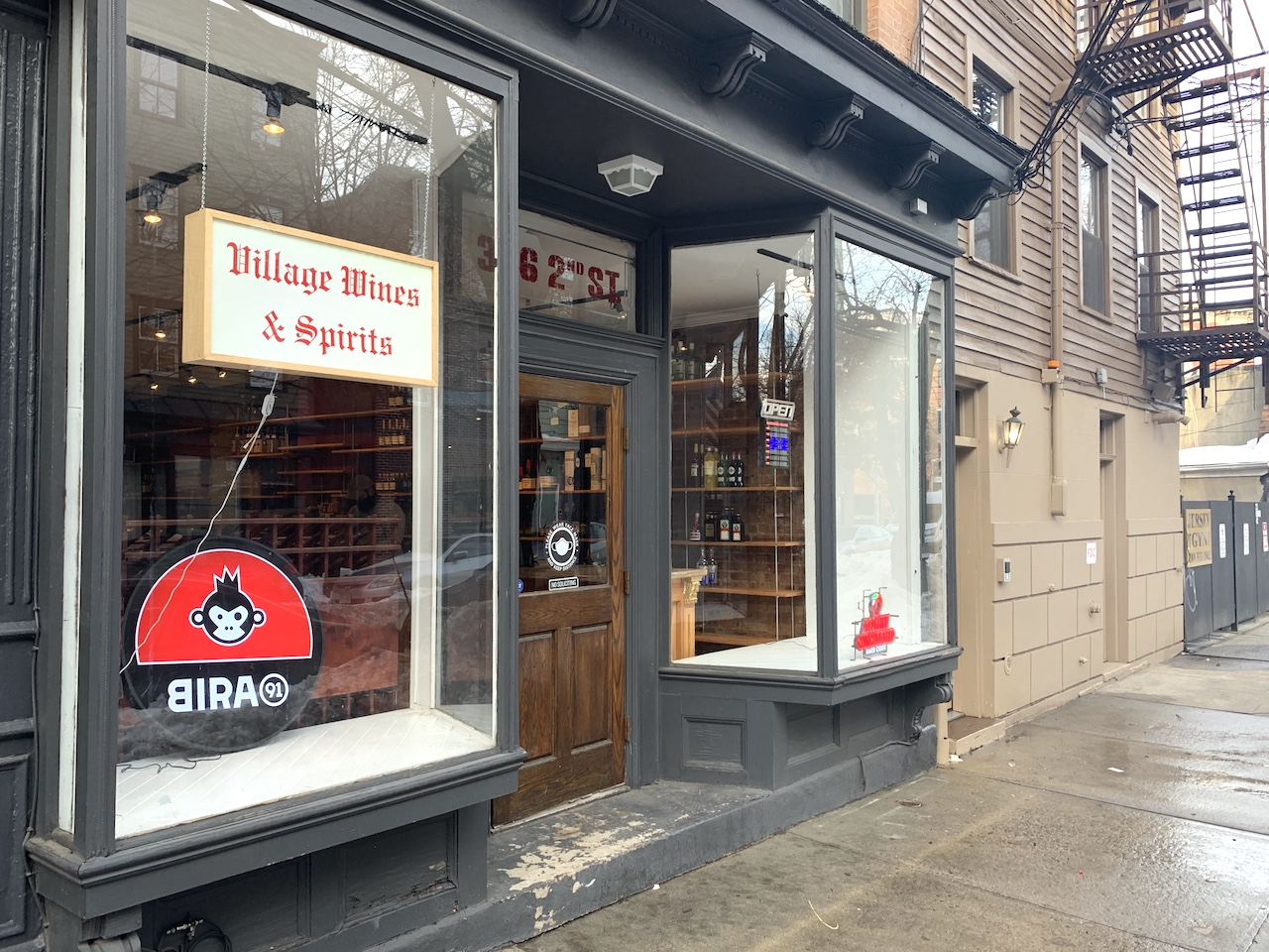 Village Wines and Spirits opens on Newark Avenue | Jersey City Upfront