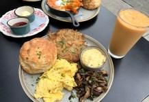 Cafe Alyce Brunch