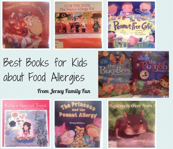 The Best Children's Books about Food Allergies ~ Jersey ...