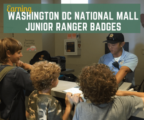 Park Ranger Thomas Jefferson Memorial