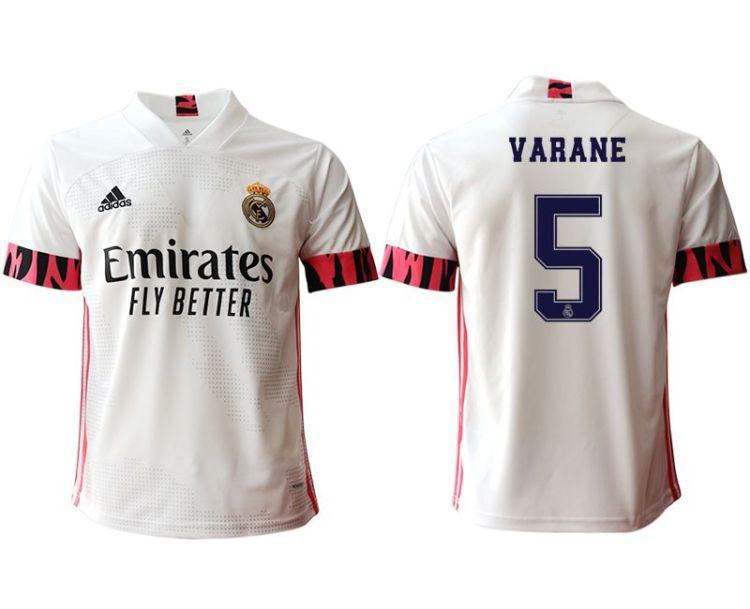 Wholesale Men 2020-2021 club Real Madrid home aaa version ...
