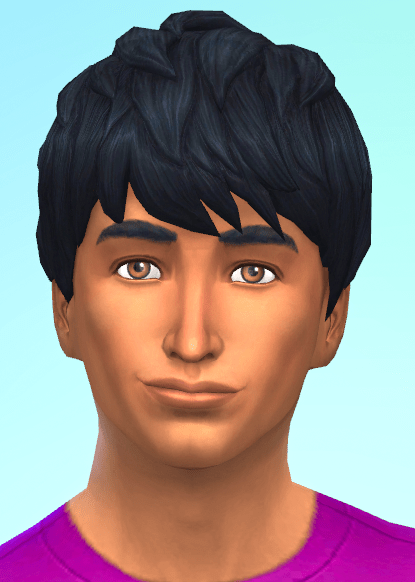 Lance Amir Pruett - 6th Generation; Named after his mother, Amira Qurashi.