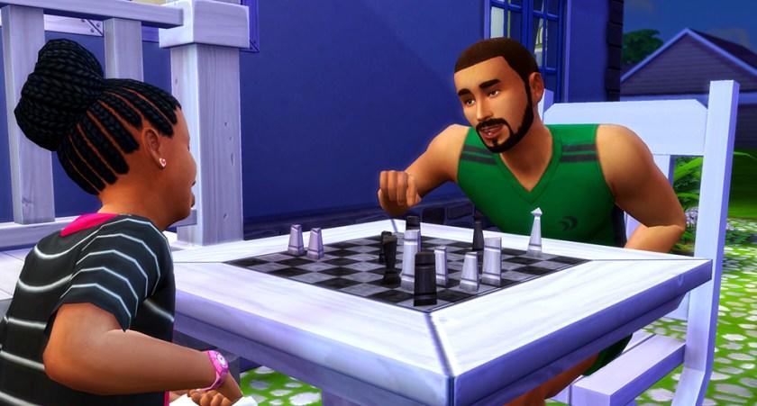 """""""Check THIS, princess. Check mate!"""""""