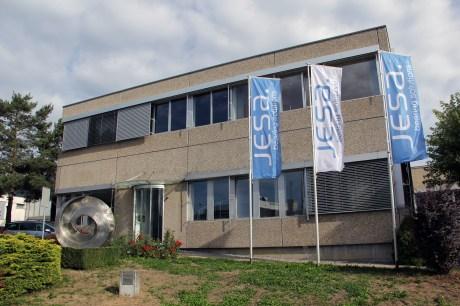 JESA headquarters in Villars-sur-Glâne