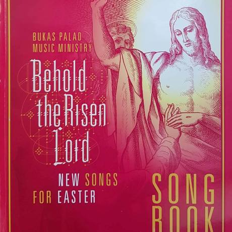 behold the risen Lord sb