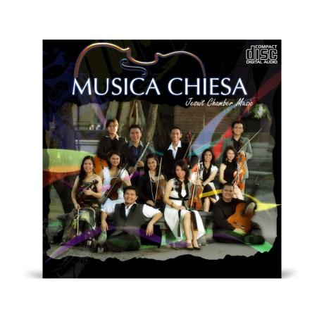 Musica Chiesa Album Front