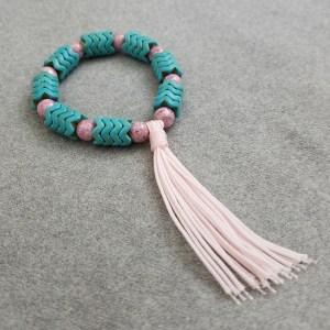 mala-chevron-bracelet-2-piink