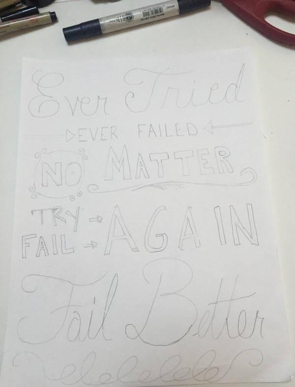 Final Pencil Sketch