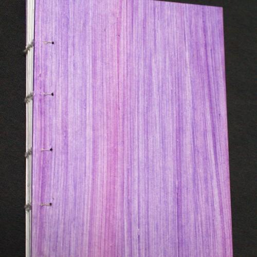 Coptic binding - front