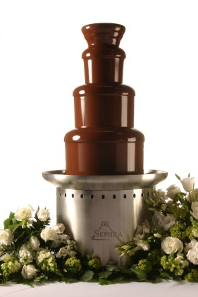 Image result for chocolate fountain sephra 34