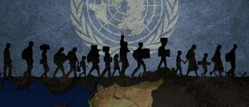 المتحدة راعية للتهجير - الأمم المتحدة تحذر من تدهور اقتصادي سريع ومن احتمال وقوع مجاعة كبرى في سوريا