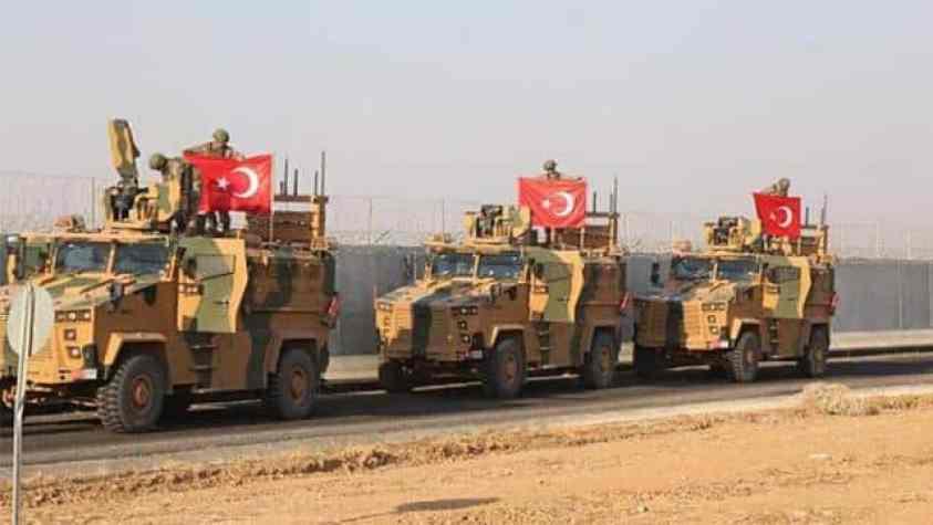 التركي - تحصن الموقف التركي بإدلب وسيناريو الحل