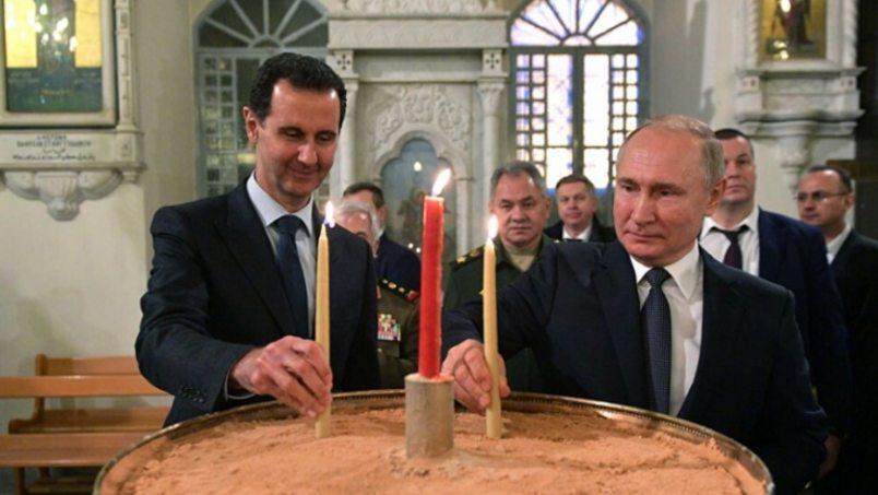 و بوتين - محلل استراتيجي إسرائيلي ..بوتين لديه بديل جاهز للأسد وينتظر نتائج الانتخابات الأمريكية