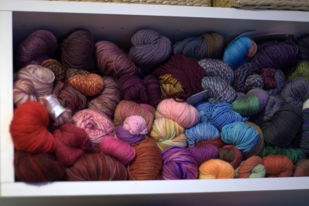 A Little Bit of Sock Yarn