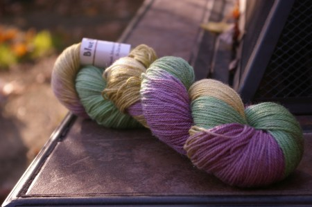 Blue Ridge Yarns 'Bambie'