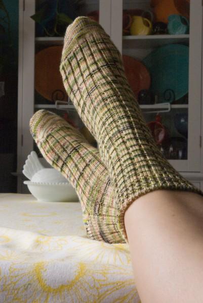 CSM Socks - Fannie's Fingering Weight