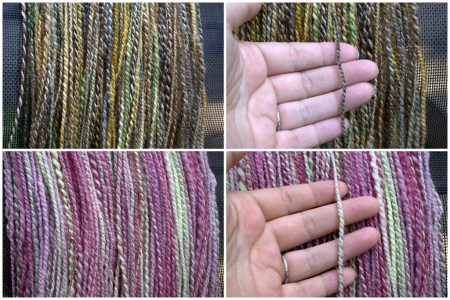 Day 1 - 4 Plied
