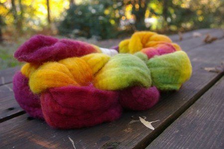 Handpainted BFL