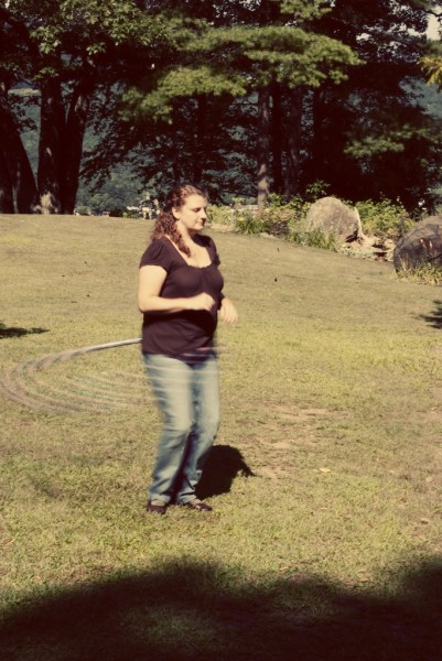 Hooping at WOOL