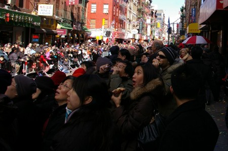 NYC Chinatown New Year Parade 3