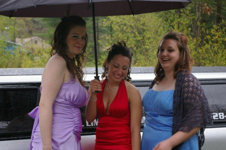 Prom - the girls
