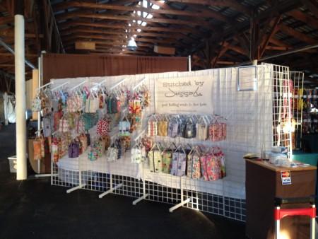SADK 2012 Booth setup