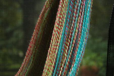 Tour de Fleece 2009 - Party Dress