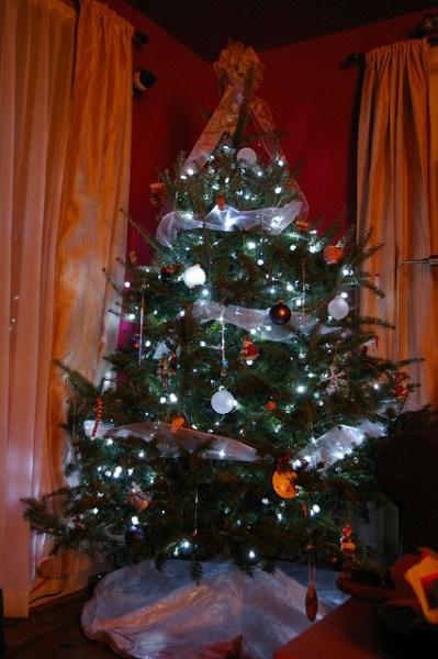 Xmess Tree Chez 'Lu 2007
