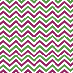 Green and Purple chevron paper download