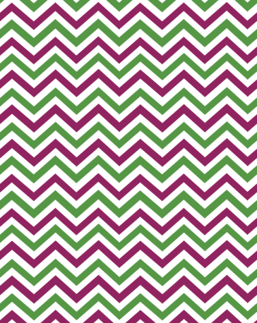 Green and Purple chevron paper download