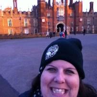 Hampton Court Palace - a massive creation