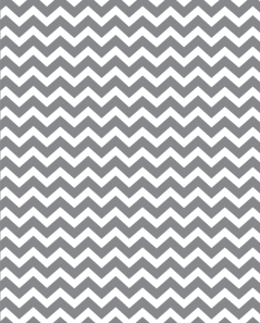 Free Printable Grey Chevron #4