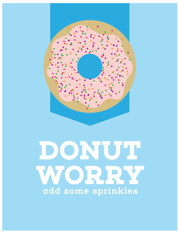 #DonutDay #Doughnut #free #printable