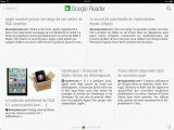 Flipboard: Flux RSS Google Reader