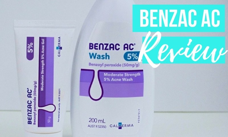 Benzac-ac gel and wash review