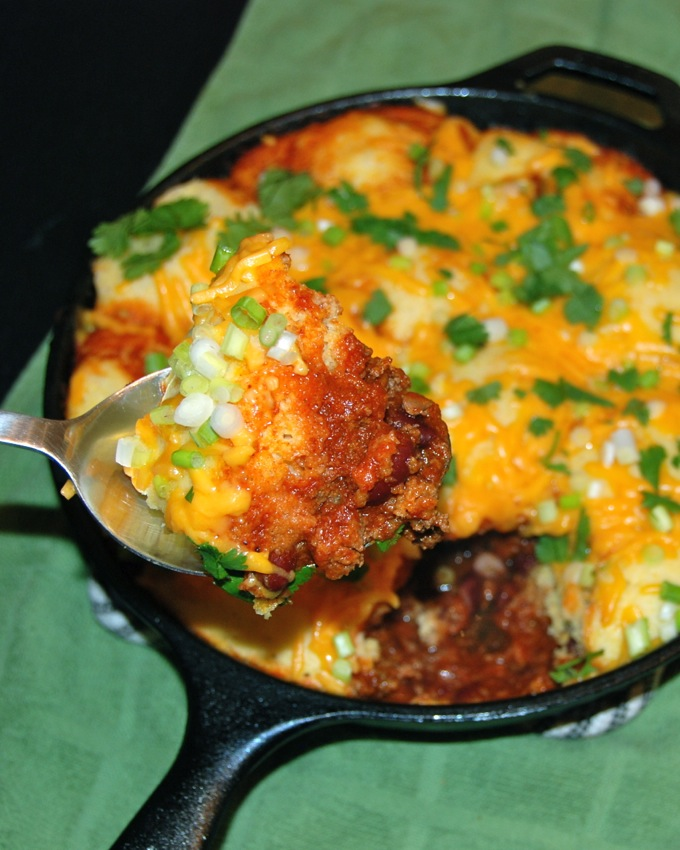 Stovetop Tamale Pie