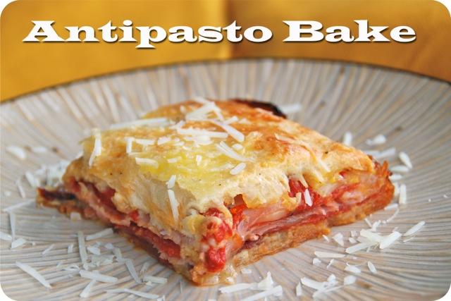Antipasto Bake
