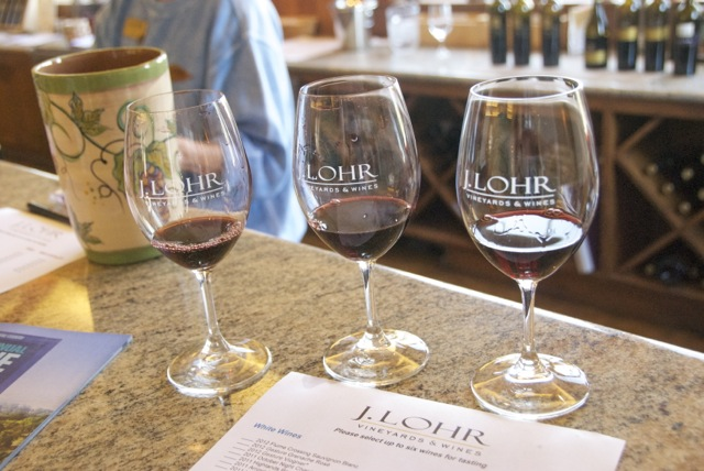 J. Lohr Winery, Paso Robles, CA