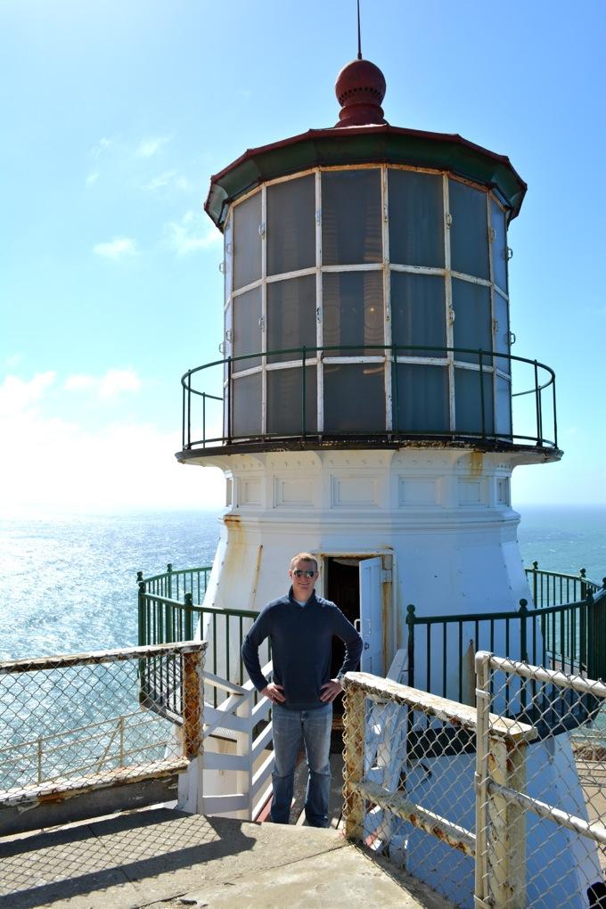 Point Reyes National Seashore Lighthouse, California