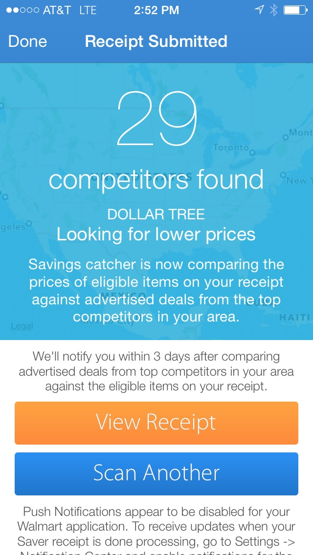 Saving Money with Walmart Savings Catcher #WMTSavingsCatcher