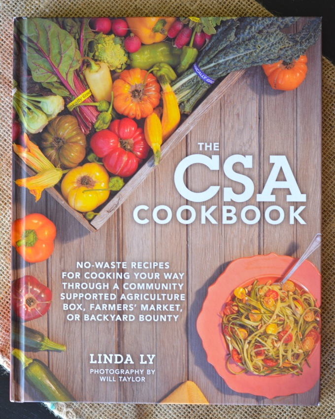 The CSA Cookbook by Linda Ly - http://thecsacookbook.com